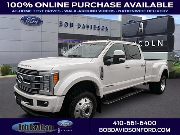 2018 Ford Super Duty F-450 in Baltimore, MD
