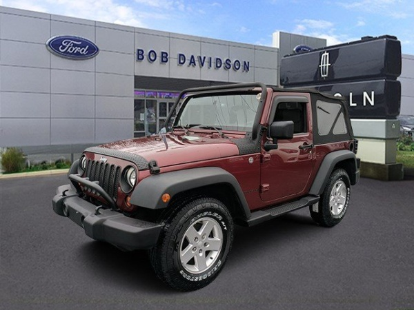 2008 Jeep Wrangler in Baltimore, MD