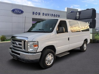 Used Ford Econoline Wagons for Sale | TrueCar
