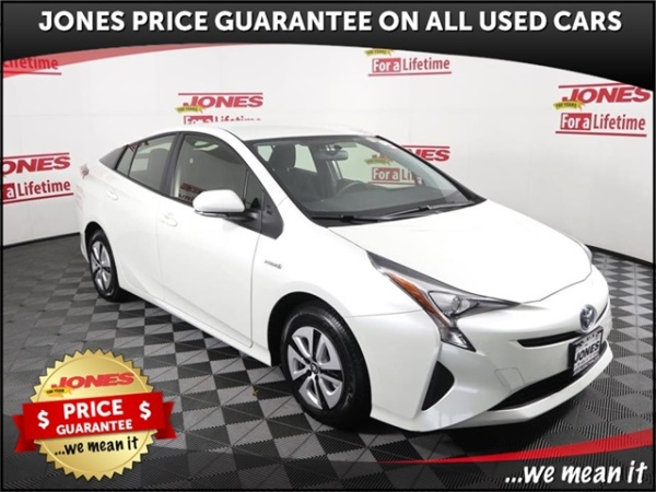 2016 Toyota Prius Two