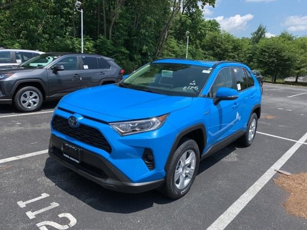 2020 Toyota RAV4 in Bel Air, MD