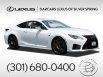 2020 Lexus RC RC F RWD for Sale in Silver Spring, MD