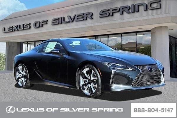 2019 Lexus LC LC 500