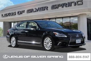 2017 Lexus Ls 460 Awd For In Silver Spring Md