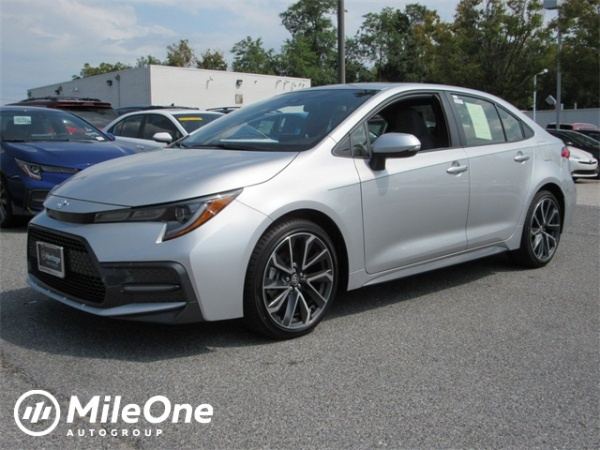 2020 Toyota Corolla in Owings Mills, MD