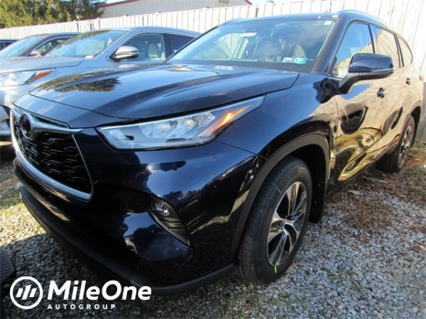 2020 Toyota Highlander in Owings Mills, MD