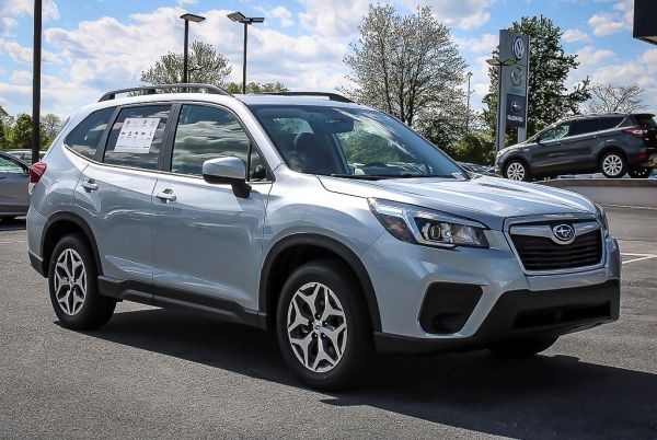 2020 Subaru Forester in Hagerstown, MD