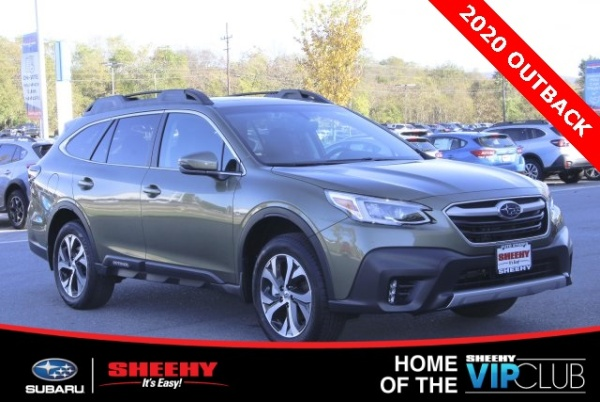 2020 Subaru Outback in Hagerstown, MD