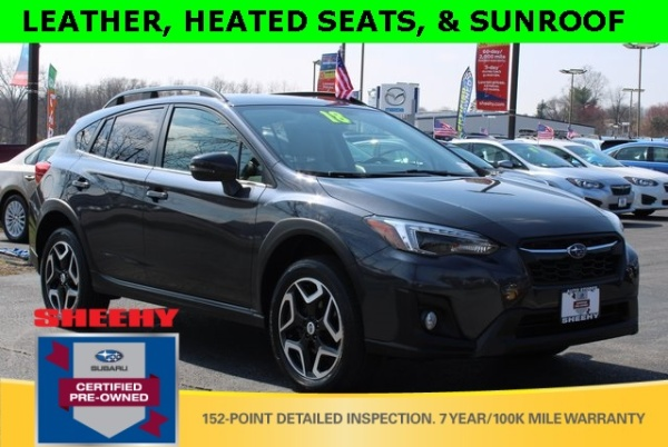 2018 Subaru Crosstrek in Hagerstown, MD