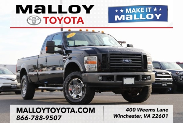 2008 Ford Super Duty F-250 FX4
