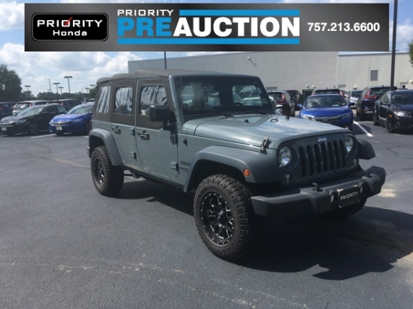 2014 Jeep Wrangler in Chesapeake, VA