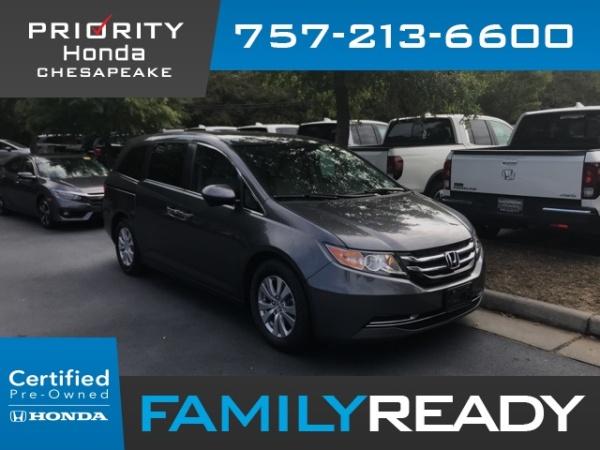 2016 Honda Odyssey in Chesapeake, VA