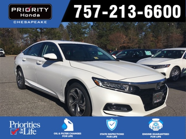 2019 Honda Accord in Chesapeake, VA