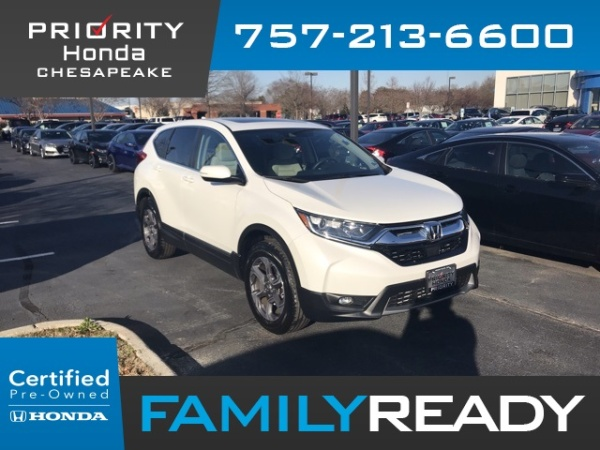 2019 Honda CR-V in Chesapeake, VA
