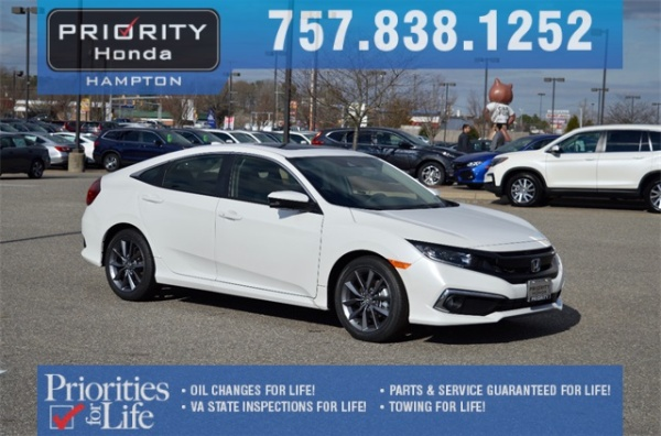2019 Honda Civic in Hampton, VA