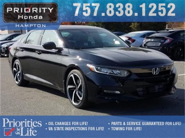 2020 Honda Accord in Hampton, VA