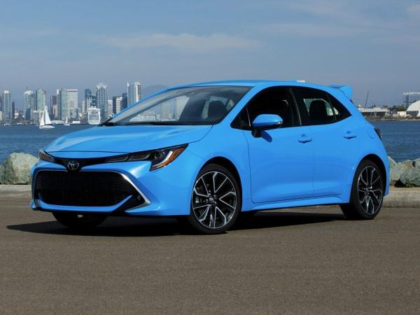 2020 Toyota Corolla Hatchback in Hampton, VA