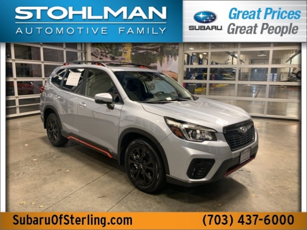2020 Subaru Forester in Sterling, VA