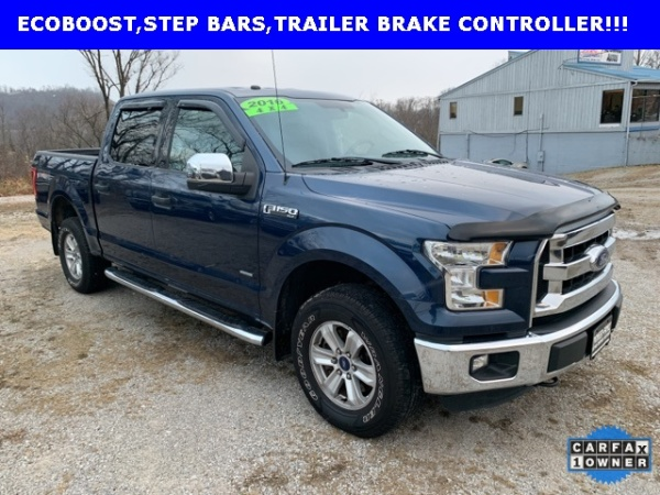 2016 Ford F-150 in Parkersburg, WV