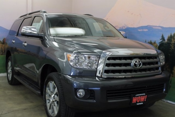 new toyota sequoia for sale in beaverton or u s news world report. Black Bedroom Furniture Sets. Home Design Ideas