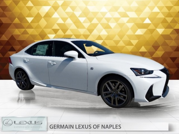 2019 Lexus IS in Naples, FL