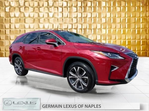2019 Lexus RX in Naples, FL