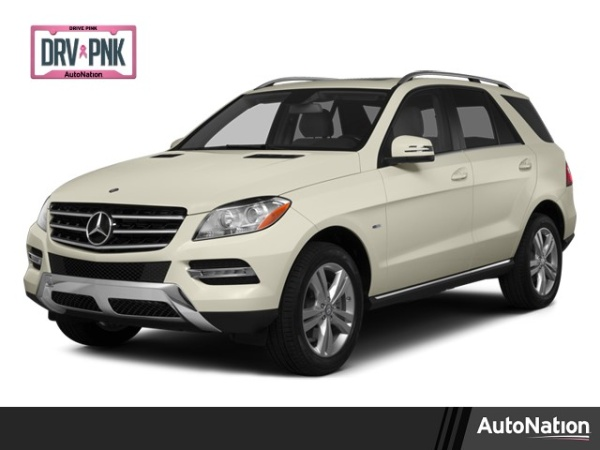 2014 Mercedes-Benz M-Class in Pembroke Pines, FL