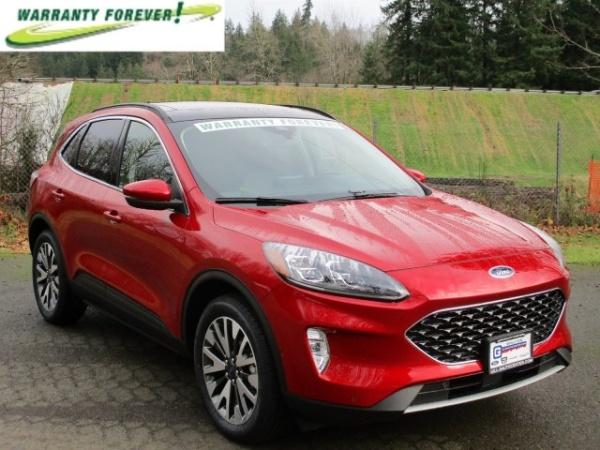 2020 Ford Escape in Shelton, WA