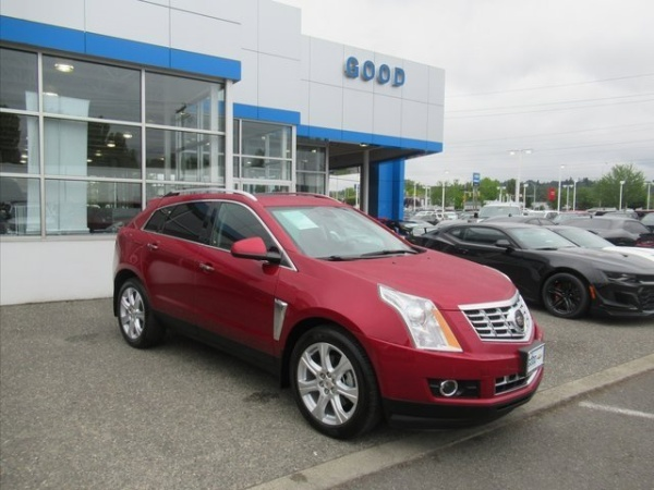 2013 Cadillac SRX Reliability - Consumer Reports