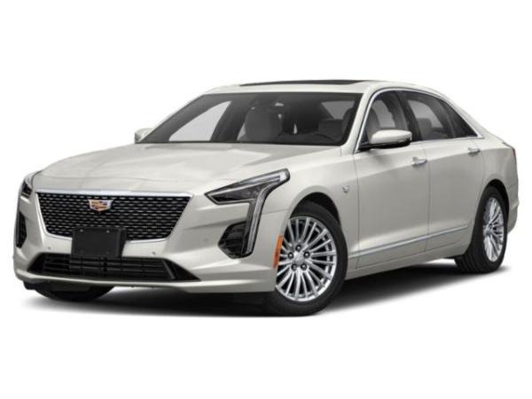 2019 Cadillac CT6 3.6L Luxury