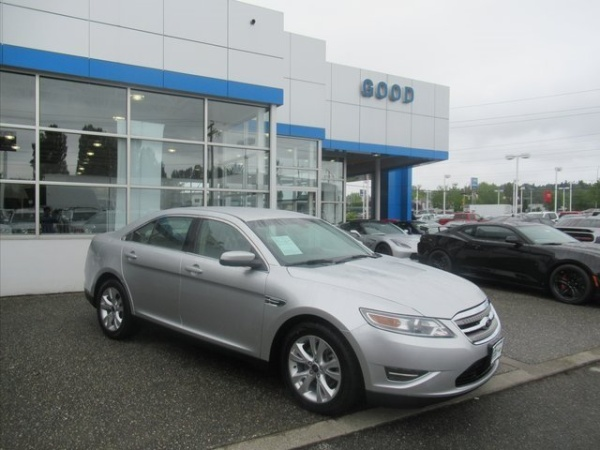 2012 Ford Taurus Reliability - Consumer Reports