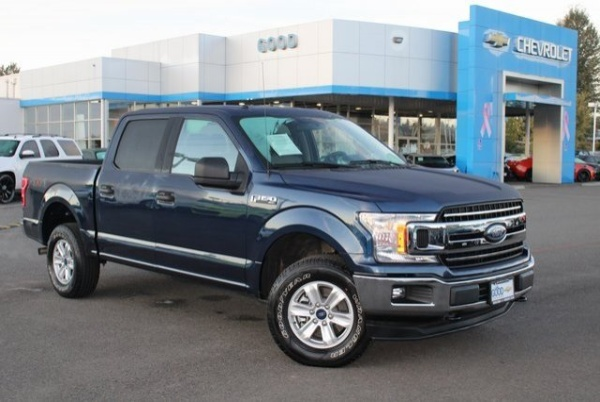 2018 Ford F-150 in Renton, WA