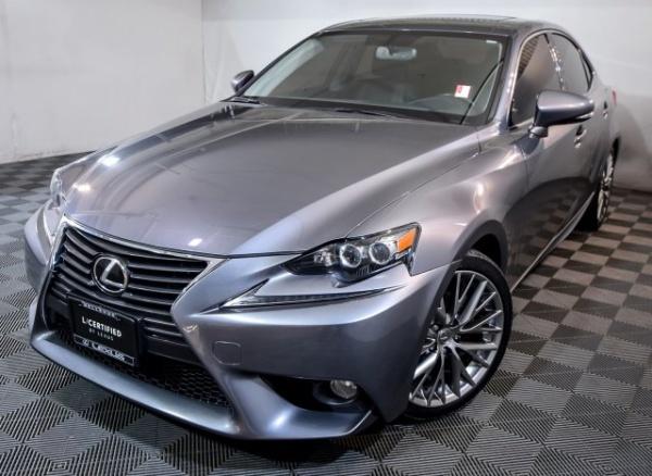 2014 Lexus IS in Bellevue, WA