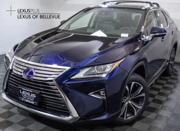 2019 Lexus RX RX 450hL Premium
