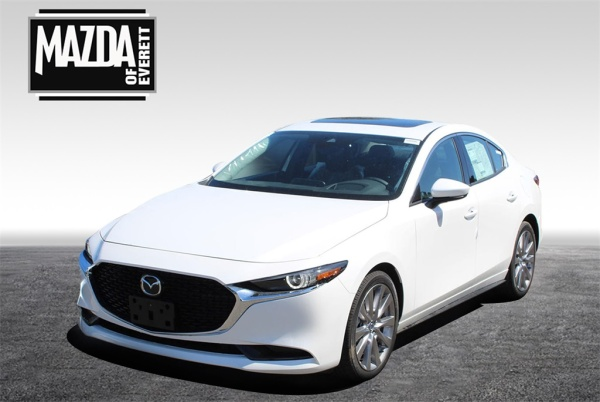 2019 Mazda Mazda3 in Everett, WA