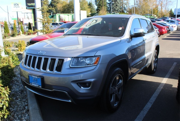 2014 Jeep Grand Cherokee in Everett, WA
