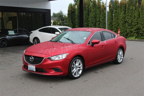 2015 Mazda Mazda6 in Everett, WA