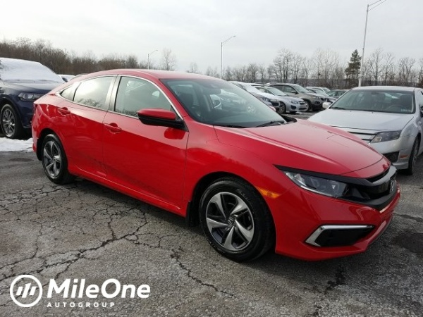 2020 Honda Civic in Wilkes-Barre, PA