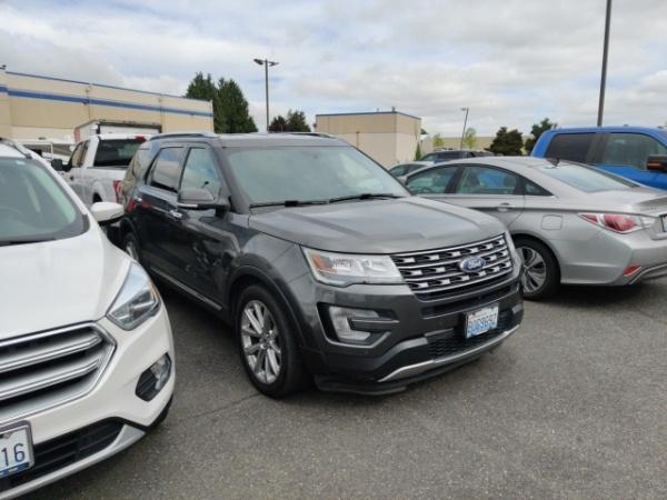 2017 Ford Explorer in Auburn, WA
