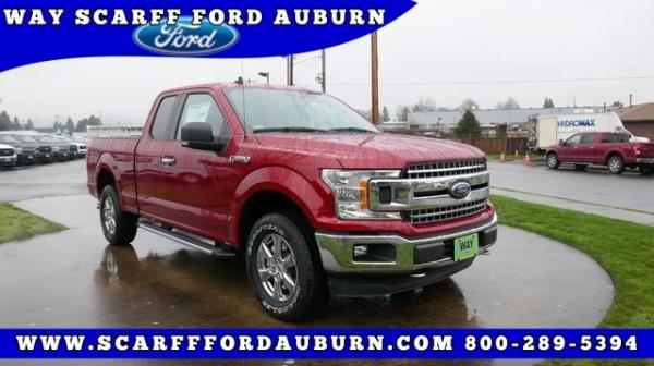 2020 Ford F-150 in Auburn, WA