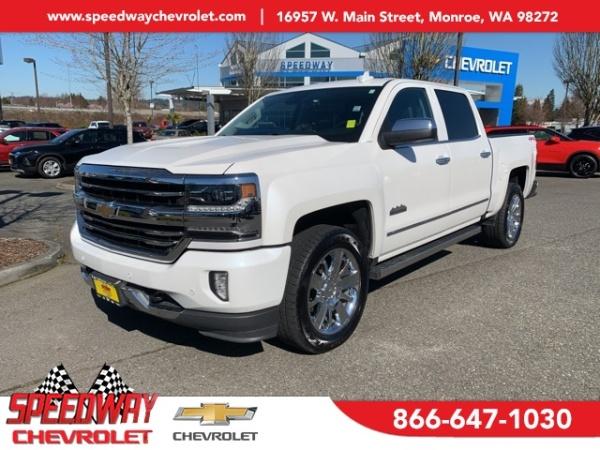 2018 Chevrolet Silverado 1500 in Monroe, WA
