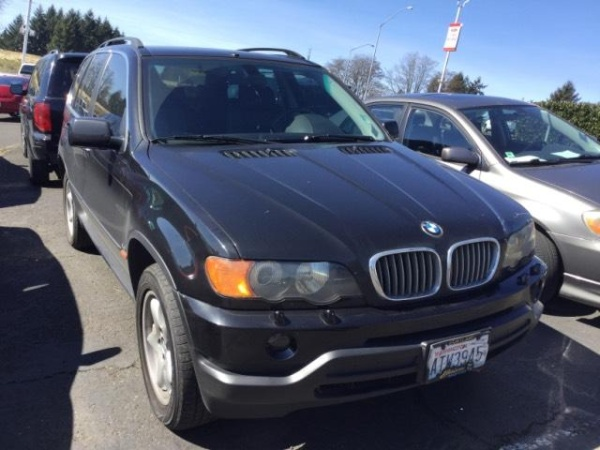 2002 Bmw X5 44i Awd For Sale In Vancouver Wa Truecar