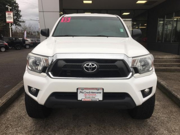 2015 Toyota Tacoma in Vancouver, WA