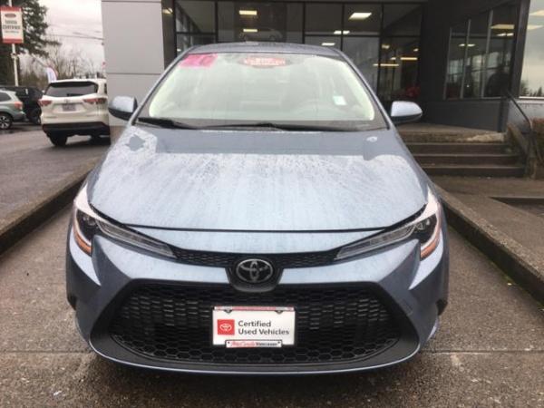 2020 Toyota Corolla in Vancouver, WA