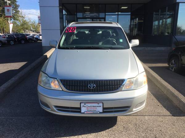 2000 toyota avalon xls with bucket seats for sale in vancouver wa truecar truecar