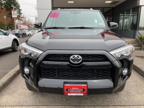 2018 Toyota 4Runner SR5 Premium