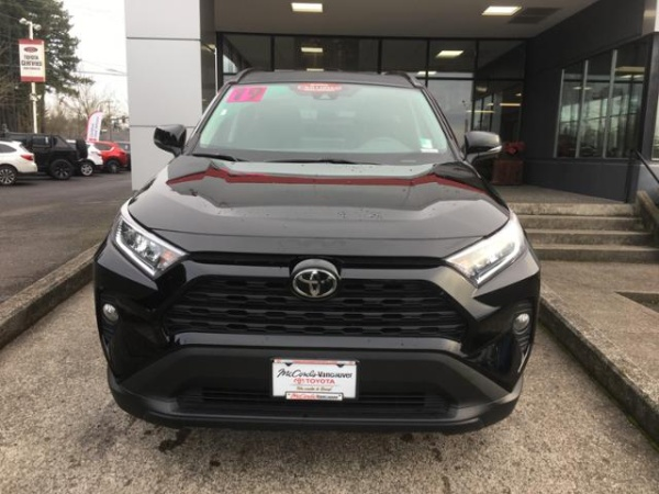 2019 Toyota RAV4 in Vancouver, WA