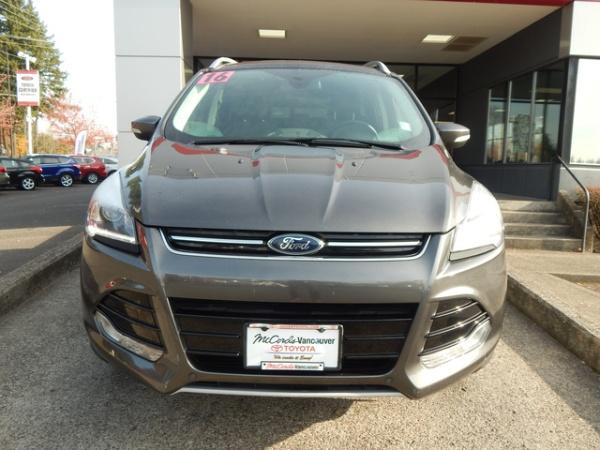 2016 Ford Escape in Vancouver, WA