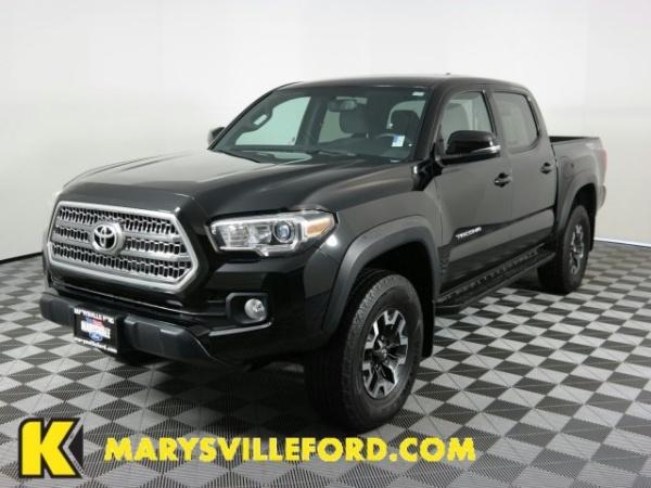 2017 Toyota Tacoma in Marysville, WA