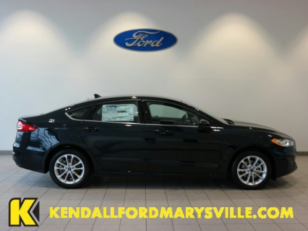 2020 Ford Fusion in Marysville, WA